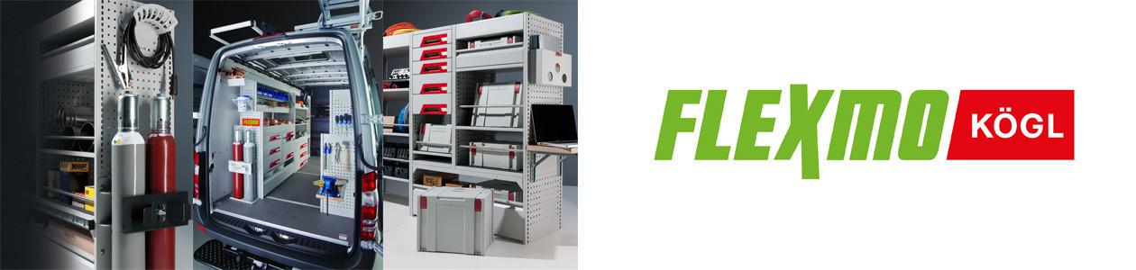 Výhradní zastoupení značky FLEXMO™ z dílen firmy KÖGL